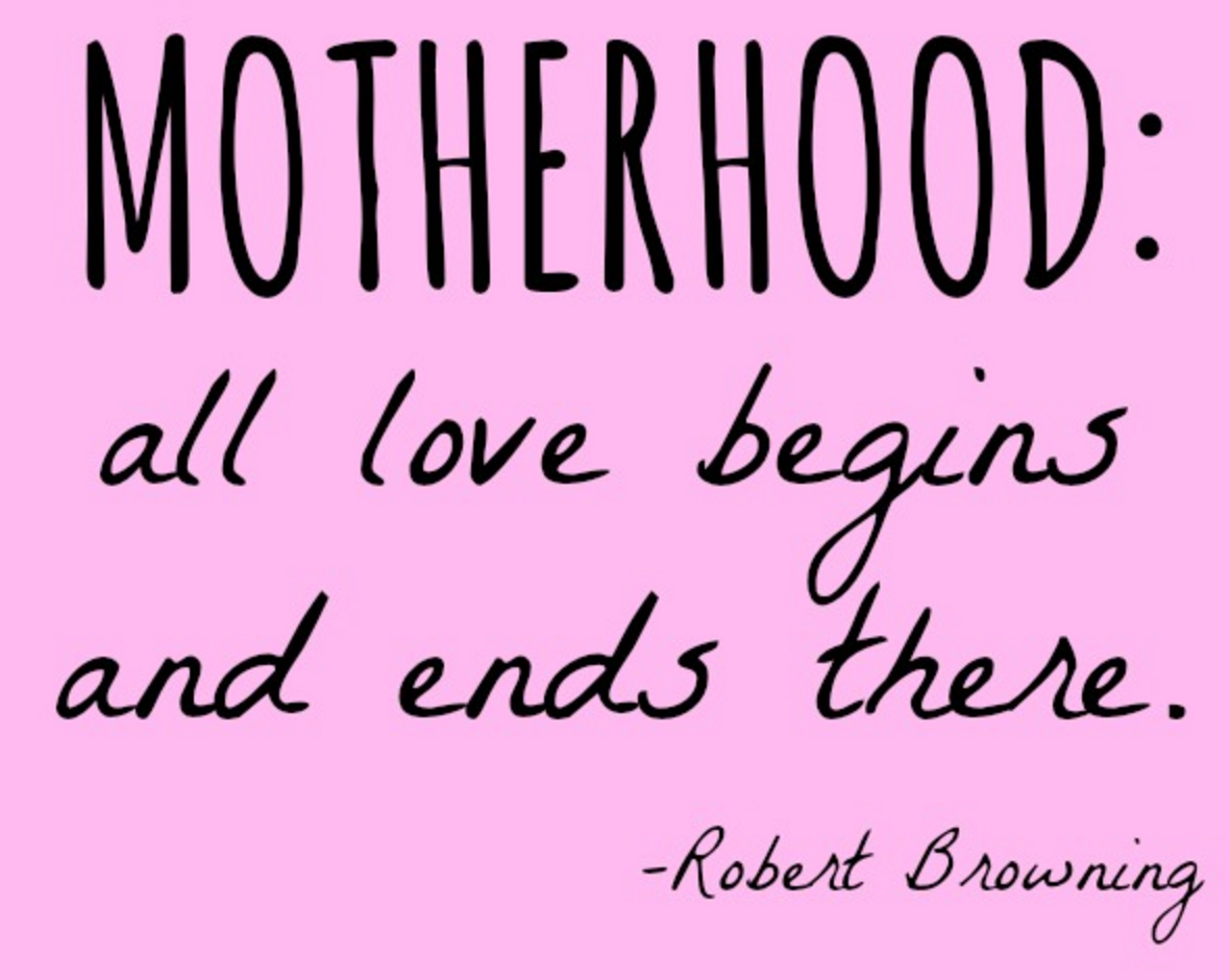 Love Quotes For Mother 15 Mother's Day Quotes To Say I Love You  The Modern Day Girlfriend